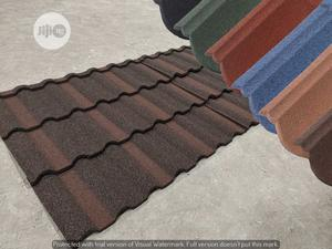 Quality Gerard Stone Coated Roof With Rain Gutter Bond | Building Materials for sale in Lagos State, Ajah