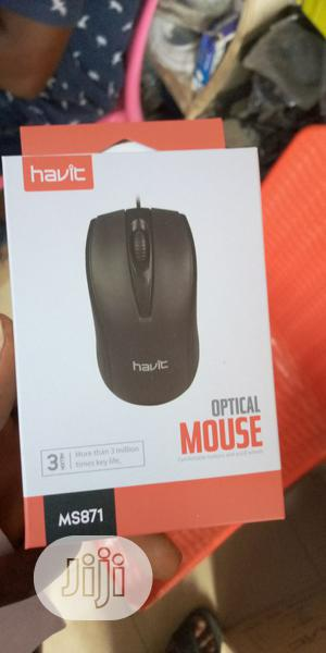 Havit Wired Mouse   Computer Accessories  for sale in Lagos State, Ikeja