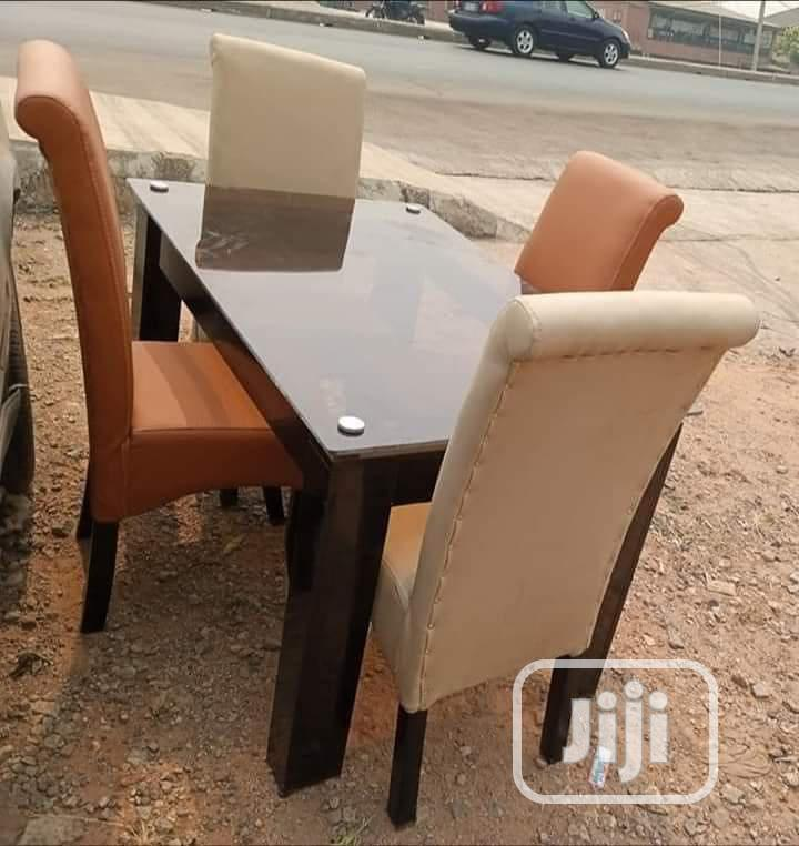 Archive: Dining Chair And Table
