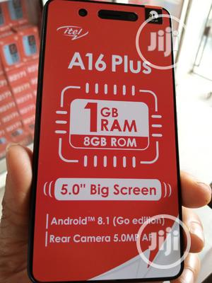 New Itel A16 Plus 8 GB   Mobile Phones for sale in Lagos State, Yaba