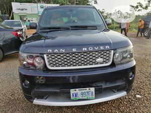 Land Rover Range Rover Sport 2008 Blue   Cars for sale in Abuja (FCT) State, Katampe