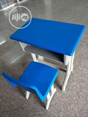 Plastic Student Table and Chair | Furniture for sale in Lagos State, Ojo