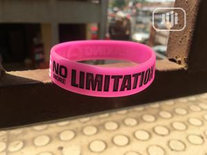 Best Quality Customized Rubber Wrist Band | Manufacturing Services for sale in Edo State, Benin City