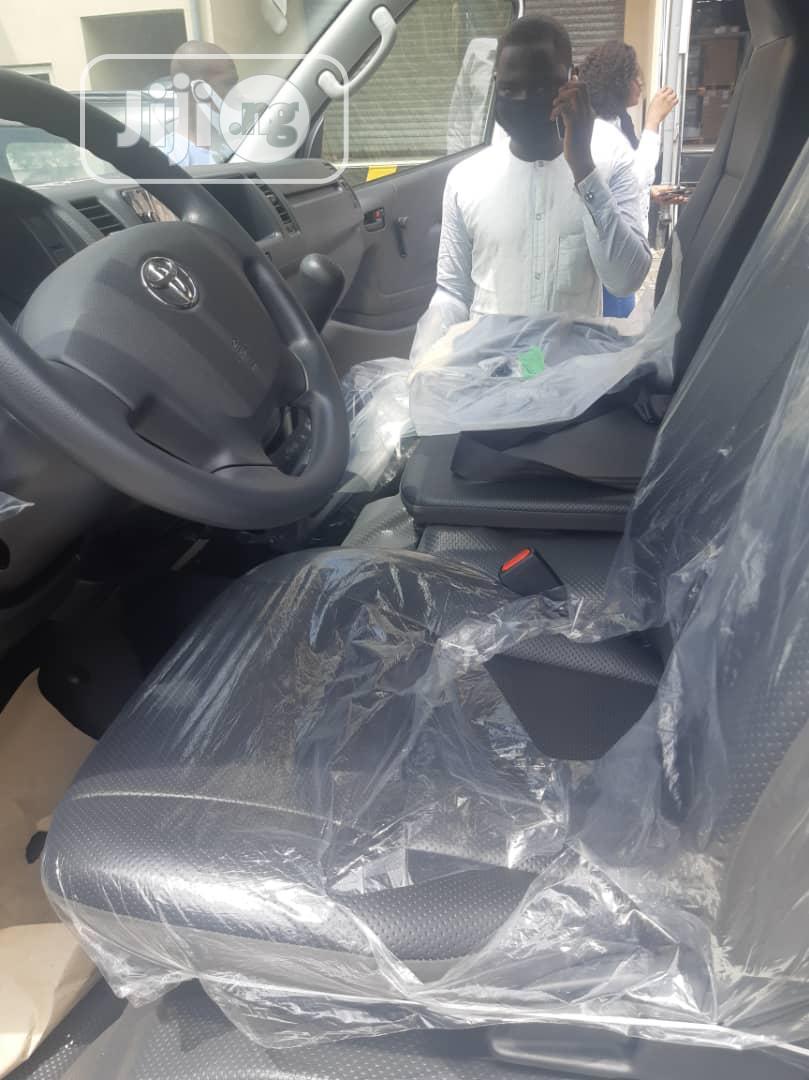 Toyota Hiace 2020 | Buses & Microbuses for sale in Amuwo-Odofin, Lagos State, Nigeria