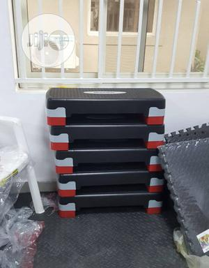 Aerobic Step Boards For Home And Gym   Sports Equipment for sale in Lagos State, Ikoyi