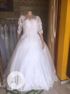 Wedding Gown For Rent With Veil,Tiara,Bouquet &Underbasket | Wedding Venues & Services for sale in Lagos State, Magodo