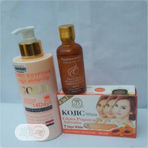 Pure Egyptian Magic Whitening Body Cream, Serum and Soap, | Skin Care for sale in Lagos State, Ojo