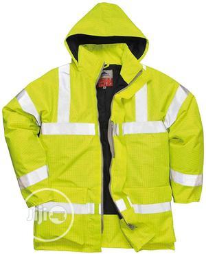 Portwest Fire Retardant Raincoat | Safetywear & Equipment for sale in Lagos State, Ikeja