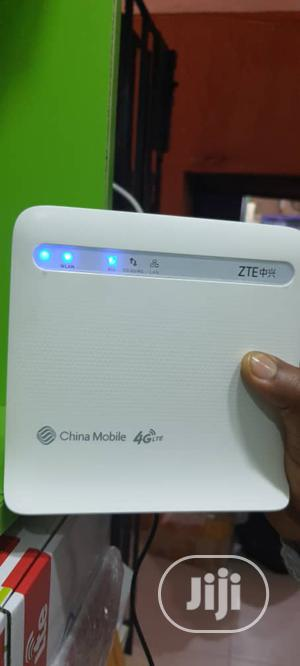 ZTE 4G LTE Router Wifi Hotspot MF253S Universal Network | Networking Products for sale in Lagos State, Ikeja