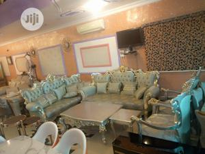 Royal Sofa Chair With Center Table | Furniture for sale in Abuja (FCT) State, Maitama