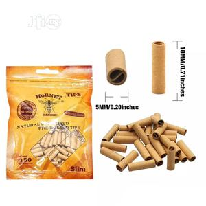 Hornet Smoking Rolling Slim Tips Paper -5mm | Tobacco Accessories for sale in Rivers State, Port-Harcourt