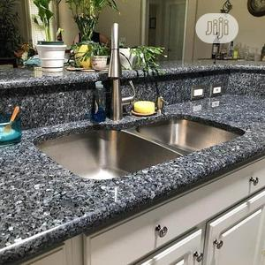 Kitchen Cabinets Slabs, Marble Slabs, Granite Slabs, | Building & Trades Services for sale in Lagos State, Orile