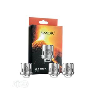Smok Tfv8 M2 X-baby Coil | Tobacco Accessories for sale in Rivers State, Port-Harcourt