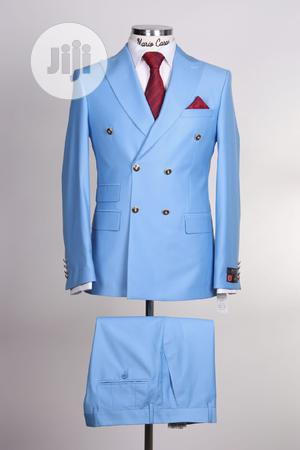 Turkish Double Breasted Men Suit | Clothing for sale in Lagos State, Lagos Island (Eko)
