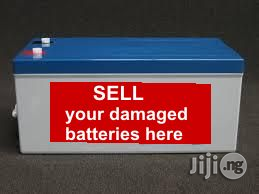 Archive: Used Inverter Battery In Abuja