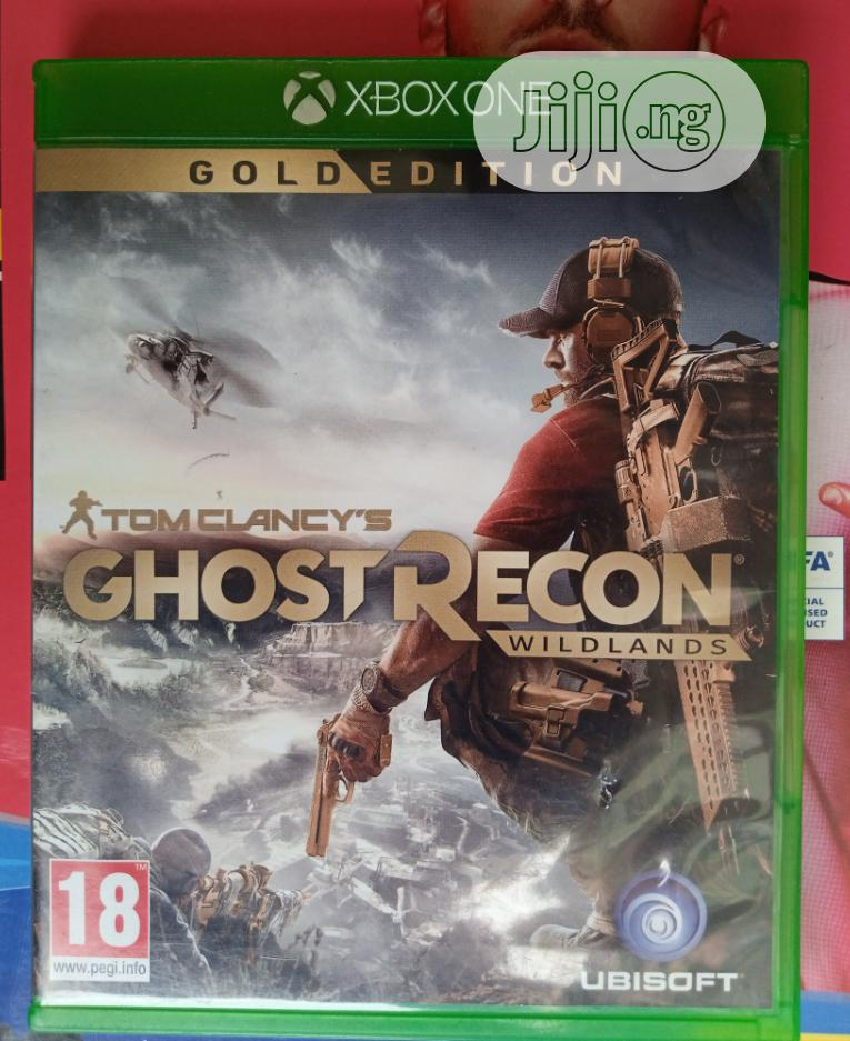 Archive: Xbox One Ghost Recon Wildland Gold Edition