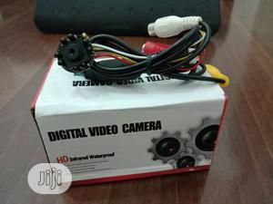 Full HD Mini Pinhole Spy Camera With Audio   Security & Surveillance for sale in Lagos State, Ikeja