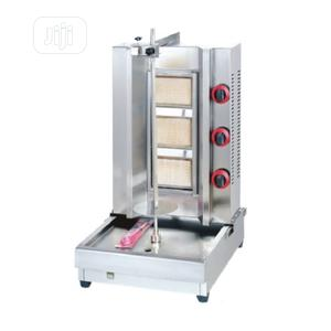 Very Strong Quality 3 Burners Shawarma Machine | Restaurant & Catering Equipment for sale in Lagos State, Ojo