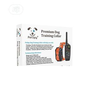 Pet Spy Premium Dog Training Shock Collar For Dogs With Vibr | Pet's Accessories for sale in Lagos State, Amuwo-Odofin