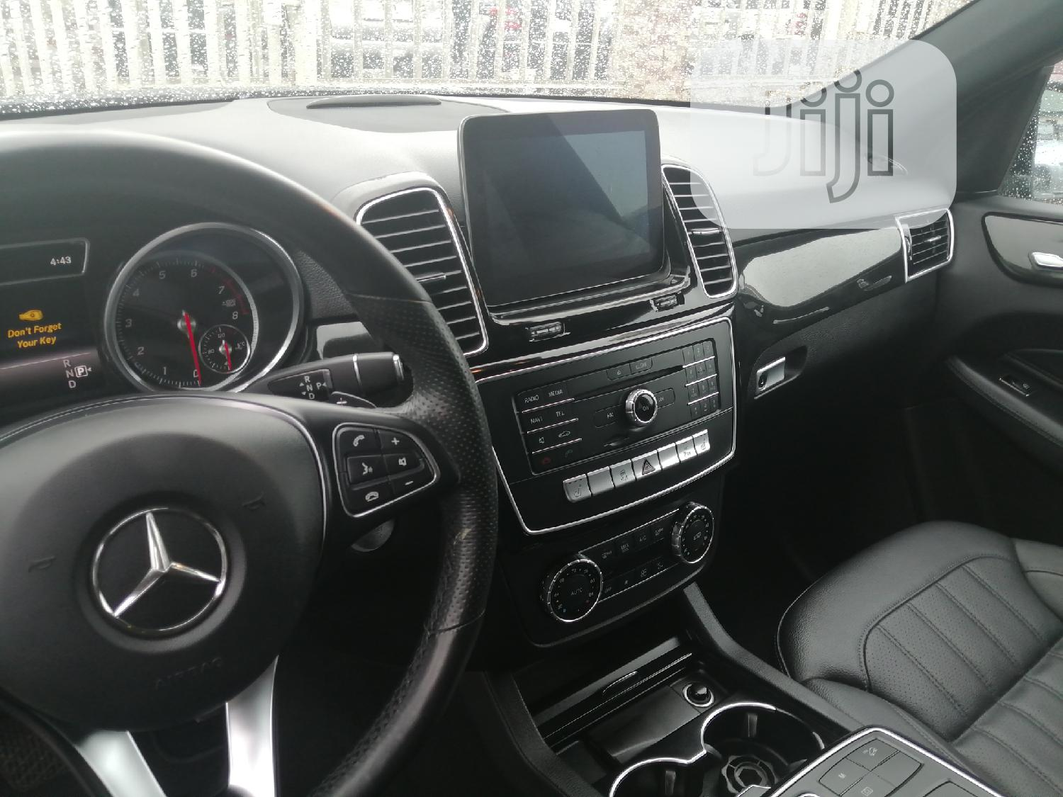 Mercedes-Benz GLE-Class 2016 Black | Cars for sale in Apapa, Lagos State, Nigeria