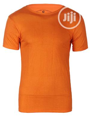 Orange Company Cotton Club T-shirt | Clothing for sale in Lagos State, Surulere