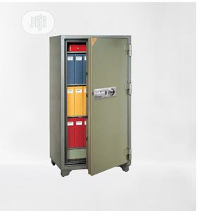 Office Dial Fire Security Safe (BS-D1600) Aug13   Safetywear & Equipment for sale in Lagos State, Alimosho