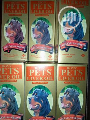 Roys Pet Mutivitamin And Cod Liver Oil | Pet's Accessories for sale in Delta State, Oshimili South