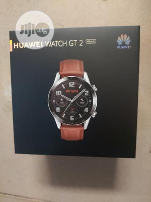 Huawei Watch GT2 46mm Brown | Watches for sale in Lagos State, Ikeja
