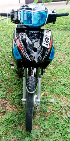 Haojue HJ110-5 2017 Black | Motorcycles & Scooters for sale in Abuja (FCT) State, Asokoro