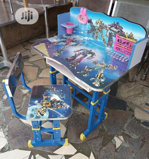 Super Quality Children Reading Table and Chair   Children's Furniture for sale in Enugu State, Enugu