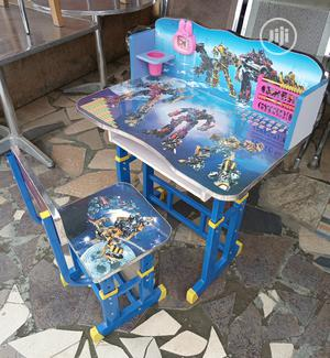 Super Quality Children Reading Table And Chair   Children's Furniture for sale in Lagos State, Ojo
