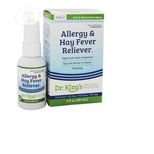Dr King's Allergy Hay Fever Reliever 59 Ml | Vitamins & Supplements for sale in Lagos State, Amuwo-Odofin