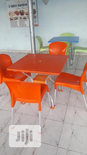 Restaurant/Bar Table And Chair Set   Furniture for sale in Lagos State, Ojo