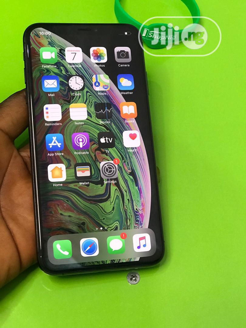 Apple iPhone XS Max 512 GB Black   Mobile Phones for sale in Ibadan, Oyo State, Nigeria