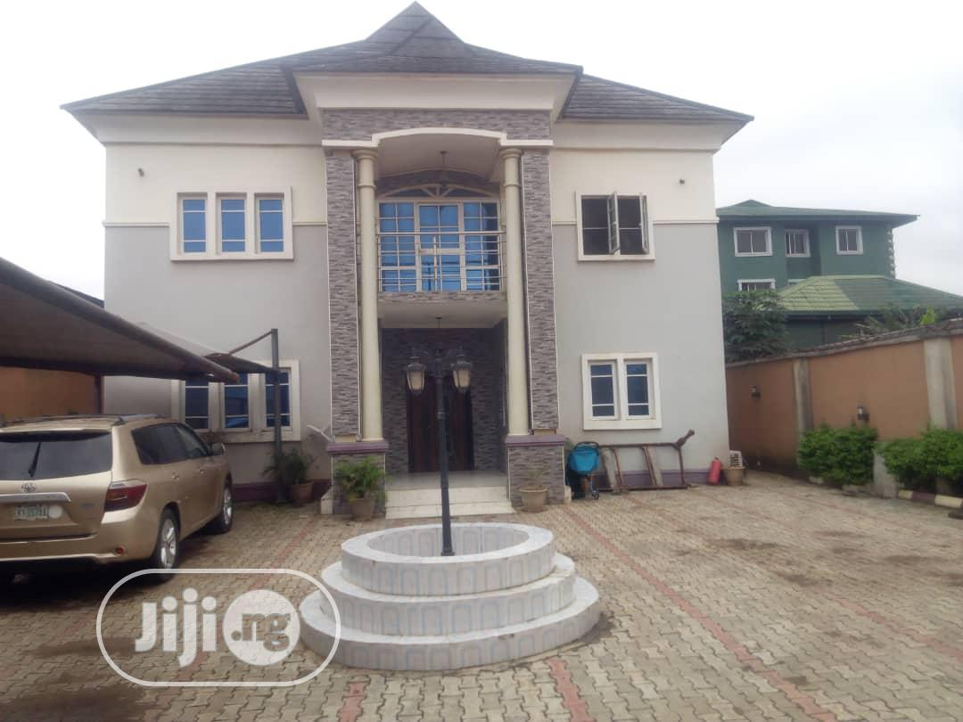Archive: Massive 5 Bedroom Duplex on a Ppot of Land for Sale at Liasu