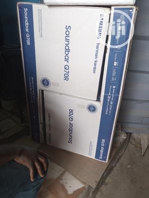 Brand New Samsung Harman/Kardon Sound Bar Q70R   Audio & Music Equipment for sale in Lagos State, Ojo