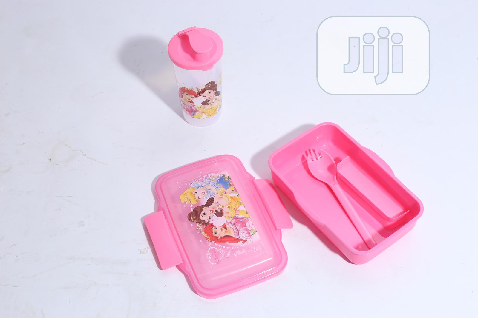 Cinderella Lunchbox   Babies & Kids Accessories for sale in Alimosho, Lagos State, Nigeria