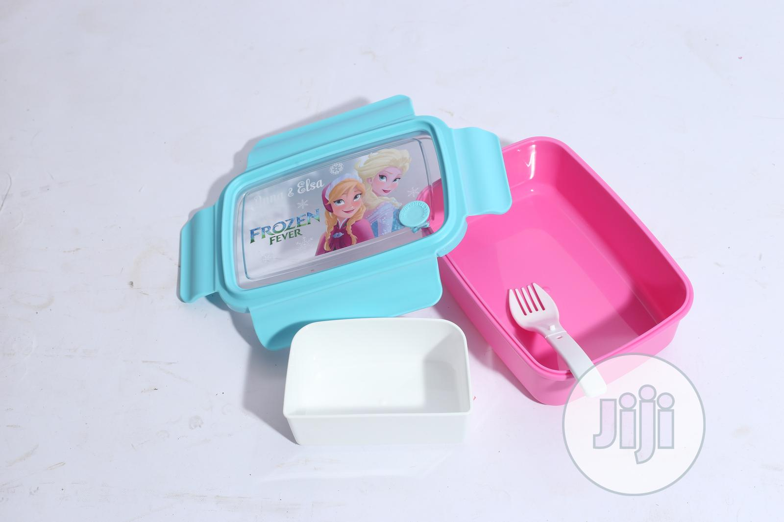 Frozen Lunchbox for Kids | Babies & Kids Accessories for sale in Alimosho, Lagos State, Nigeria