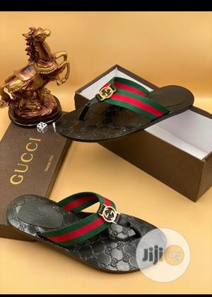 Gucci's Designer's Unisex Slippers. | Shoes for sale in Lagos State, Ajah