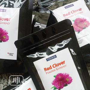 Red Clover Powder 100g For Hormone Balance   Vitamins & Supplements for sale in Lagos State, Magodo
