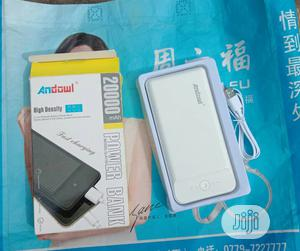 Andowl 20000 Mah Power Bank   Accessories for Mobile Phones & Tablets for sale in Rivers State, Port-Harcourt