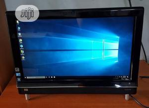 Desktop Computer HP 4GB Intel Core 2 Duo HDD 500GB | Laptops & Computers for sale in Lagos State, Ikeja