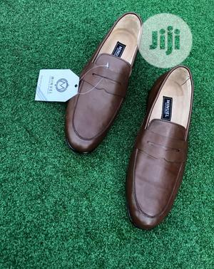 Brown Penny Loafers | Shoes for sale in Lagos State, Mushin