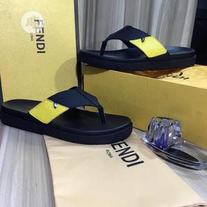 Quality Italian Fendi Palm   Shoes for sale in Lagos State, Surulere