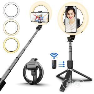 """Selfie Ring Light, 5"""" Selfie Stick Ring Light With Remote   Accessories for Mobile Phones & Tablets for sale in Lagos State, Alimosho"""