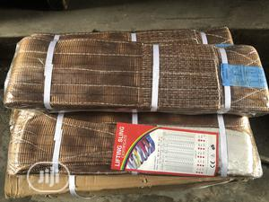 Lifting Sling Certificate 6tx5m Professional | Building Materials for sale in Lagos State, Lagos Island (Eko)