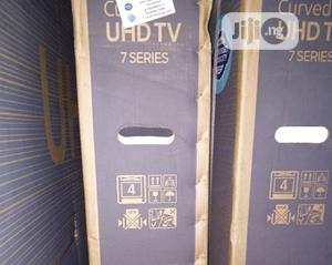 Brand New Samsung Curved Uhd LED Smart TV Ua65ru7300 | TV & DVD Equipment for sale in Lagos State, Ojo