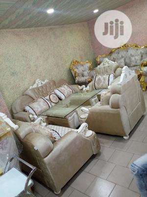 Royal Sofa Chair With Center Table | Furniture for sale in Lagos State, Alimosho