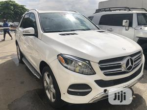 Mercedes-Benz GLE-Class 2017 White | Cars for sale in Lagos State, Apapa