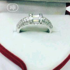 Italian Silver Engagement Ring | Wedding Wear & Accessories for sale in Lagos State, Surulere